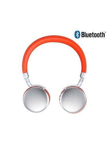 Vestel Desibel K550 Bluetooth Kulaklık Nar Çiçeği Kırmızı